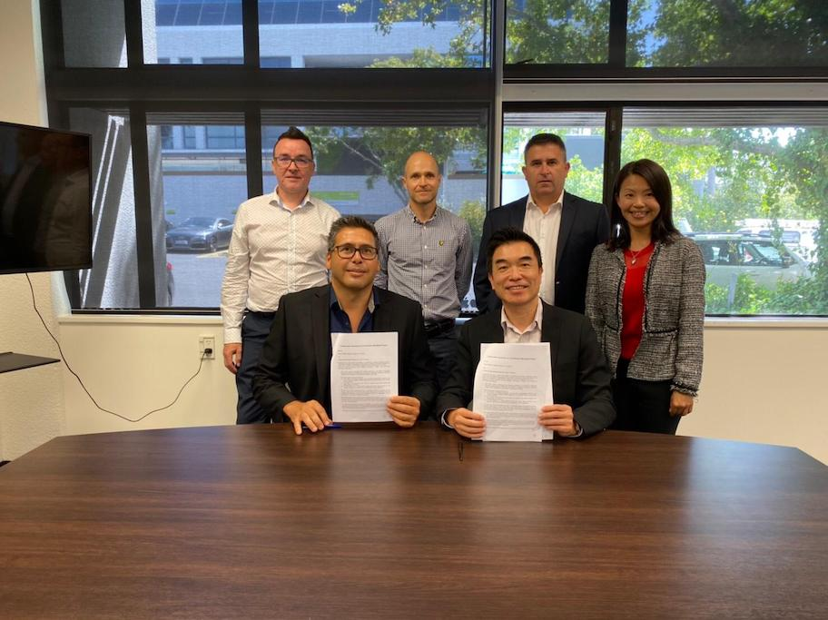 Trade-Van Taiwan and Trade Window New Zealand jointly create a cross-border blockchain platform for trade